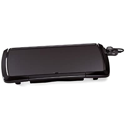 New Presto Cool Touch Griddle Premium Nonstick Surface For Stick-Free Cooking And Easy Cleaning