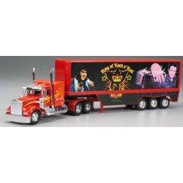 John Wayne Long Hauler Diecast Truck Style 2 by New-Ray Toys (Image #1)
