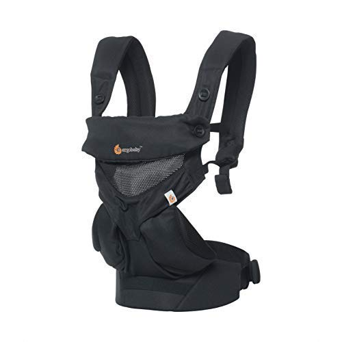 Ergobaby Carrier Carry Positions Black product image