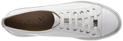 Napl Mud de Caprice Derby Cordones 124 White 23654 Mujer Zapatos para Blanco vxxRfwzHqC