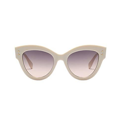- LODDD Fashion Vintage Big Frame Sunglasses Summer Retro Eyewear Sunglasses