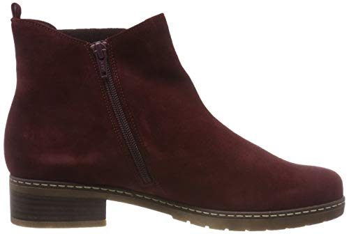 Gabor Dorothy 726 Ankle Micro Boot 38 red Rouge Dark 92 nrBxn4qa