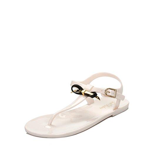 c80f968b8365 Ted Baker Womens Cream   Black Verona Gladiator Sandals-UK 5 - Buy Online  in UAE.