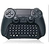 Mini Bluetooth Keyboard for PS4 Gaming Controller