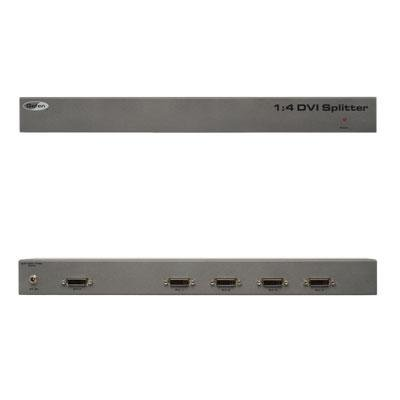 Selected 1:4 DVI Distribution Amplifier By Gefen