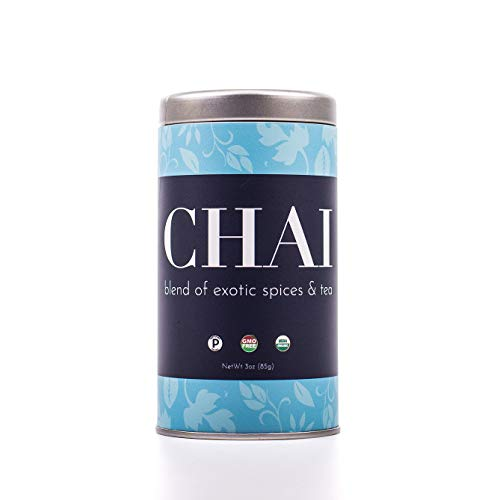 - Mothers Kitchen Essentials Organic Masala Chai Blend of Exotic Spices & Tea