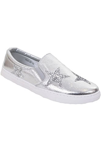 Sneaker Fantasia Boutique Donna Fantasia Argento Boutique vtgqwxRv