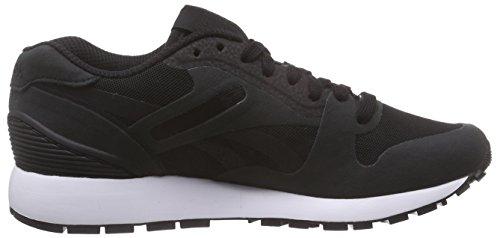Reebok Gl 6000 Hm - Zapatillas de running Niños Negro - Schwarz (Black/White/Carbon)