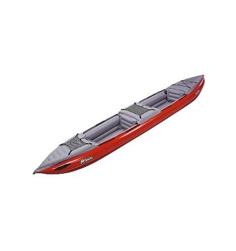 Pack Kayak hinchable Helios 2 plazas GUMOTEX SEAWAVE (1 dérive + 1 ...