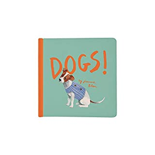 Manhattan Toy Dogs! Baby Board Book, Ages 6 Months & Up