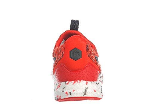 Asics Mens Hypergel-kenzen Nylon Scarpe Da Corsa Cherry Pomodoro / Nero