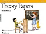 Theory Papers II, Robert Pace, 0634039504