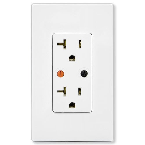 X10 XPR-W Duplex Receptacle Module both Outlets Controlled ()