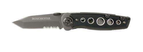 Winchester 22-41793 Parfive Titanium Nitride Tanto Knife, Outdoor Stuffs