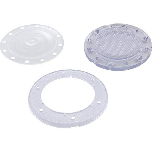 PAL Lighting 42-RTLS Replacement Lens Kit for PAL 2T2/2T4