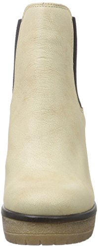 Hilfiger Denim C1385leo 1a, Zapatillas de Estar por Casa para Mujer Blanco - Weiß (Winter White 112)