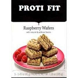 Ideal Protein Compatible Proti Fit High Protein Raspberry Wafer Bars