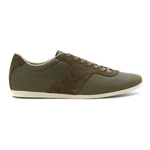 Lacoste Mens Toernooi 316 1 Cam Fashion Sneaker Kaki