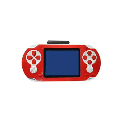 MapleCO Fashion Handheld Game Console, RS-10 Chinese Version of The Handheld PSP Nostalgic Retro Handheld Game Console,Red