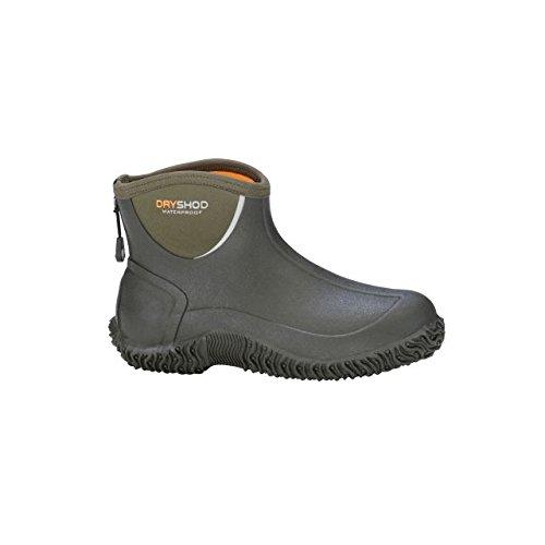 dryshodメンズ凡例Ankle Boot ( Moss ) Mud lgd-ma-msマック& B078JV8L4C 12 D(M) US