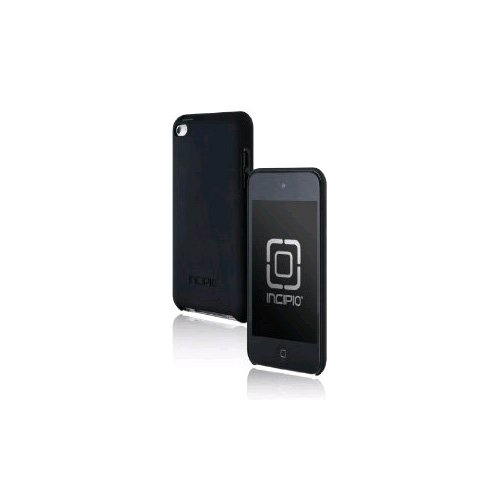 Incipio Ipod Touch - Incipio Feather Case for Apple iPod touch 4G (Matte Black) (RS-IP-007)
