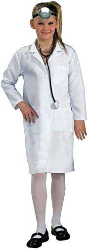 Forum Novelties Doctor Lab Coat Child Costume - Large 12-14