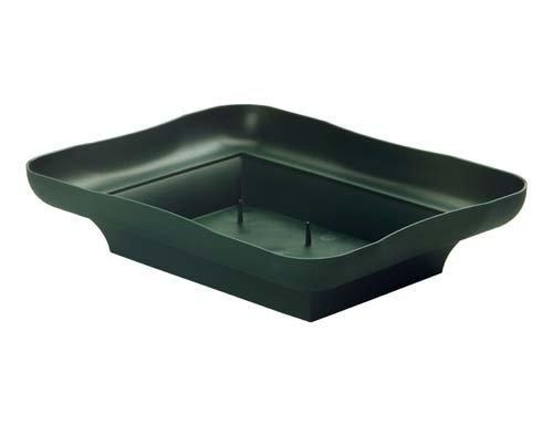 Collection Centerpiece Bowl - Floral Arrangement - Centerpiece Trays for Oasis Floral Foam (8