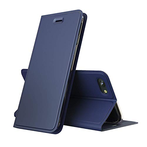 iPhone 6 Plus/iPhone 6S Plus Case, PU Leather Flip Folio Cas