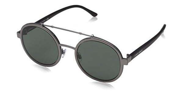Amazon.com: Gafas de sol Giorgio Armani AR 6070 300371 Matte ...