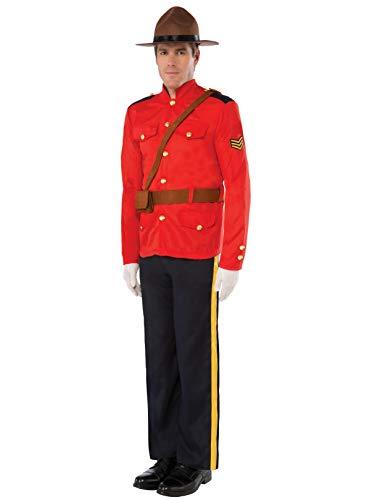 Forum Novelties Mountie Adult Costume ()