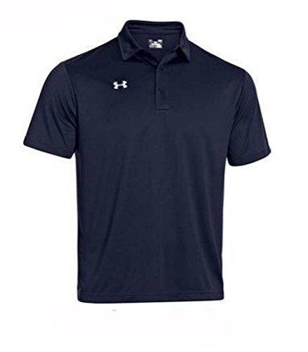 City Golf Shirt - Under Armour Men/'s Team/'s Armour Polo Golf Shirt, Small, Midnight Blue