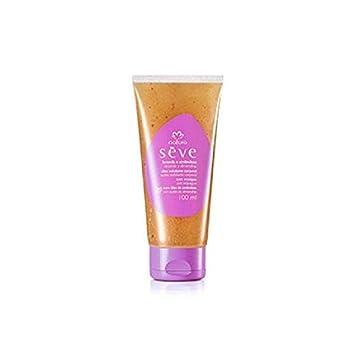 Linha Seve Natura – Oleo Esfoliante Corporal Lavanda e Amendoas 100 Ml – Natura Seve Collection – Lavender Almonds Exfoliant Body Shower Oil 3.38 Fl Oz