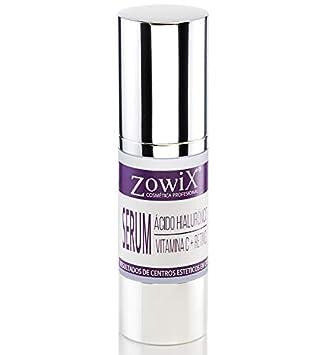 Serum Facial Antiarrugas y Antiedad | Uso profesional | Vitamina C, Acido Hialuronico y Retinol