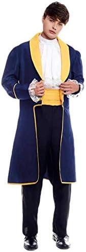 Partilandia Disfraz de Príncipe Encantado para Hombre (L)