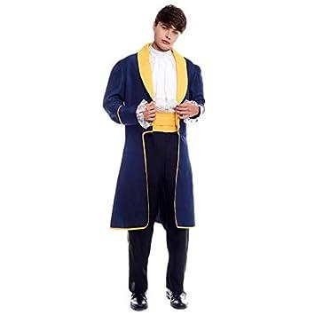 Partilandia Disfraz de Príncipe Encantado para Hombre (M): Amazon ...