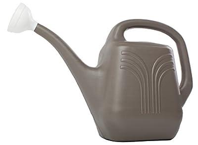 Bloem Living JW82-60 Watering Can, 2-Gallon, Peppercorn
