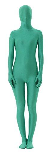 lttcbro Full Body Lycra Spandex Unisex Zentai Suit S -