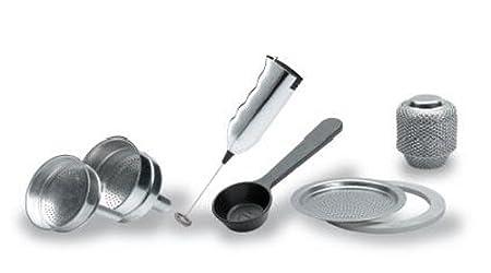 DeLonghi cafetera eléctrica Kit de accesorios: Amazon.es: Hogar