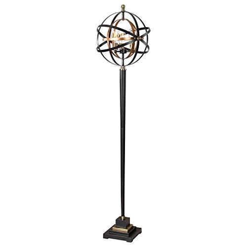 Uttermost Rondure Metal Armillary Sphere Floor ()