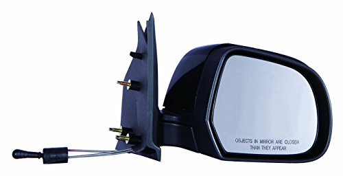 Gold Shrine for 2012 2013 2014 Nissan Versa Sedan Manual Side Mirror Passenger Right Side Replacement NI1321226