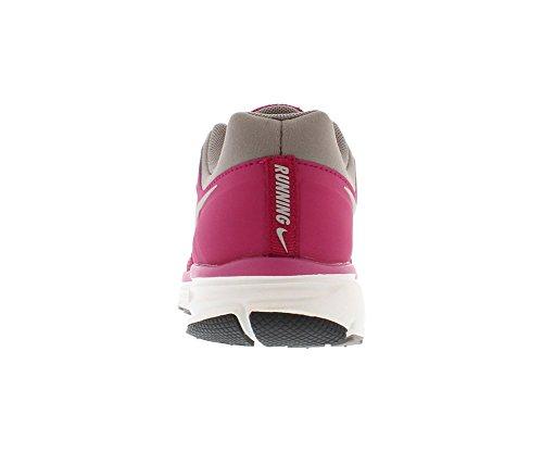 ... Nike Womens Lunarfly + 4 Kjører Trenere 554676 Joggesko Sko Sport Fuksia  Metallisk Rød Bronse 620