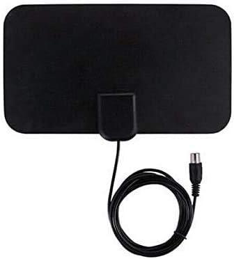 Antenne TV amplifi/ée Ga/ëlly TV TV num/érique HDTV antenne amplificateur de signal int/érieur TVFox VHF UHF DVB