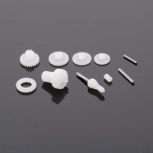 (Goolsky Servo Gear Set RC Helicopter Part for XK K130 RC Helicopter)