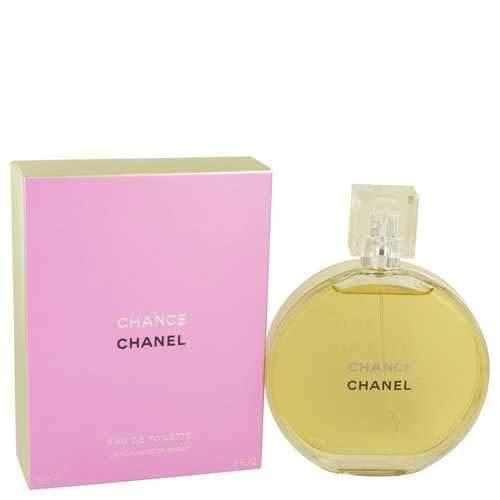Chance by Chánel Eau De Toílette Spray 5 oz (Women) (Best Chanel Chance Scent)
