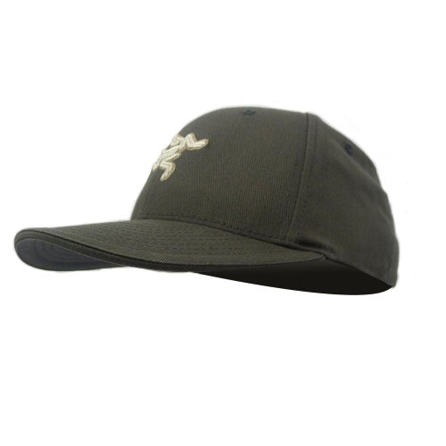 1c135b534f3 Arc teryx Embroidered Bird Cap - Caper (B0036TNCNY)