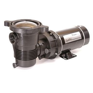 Pentair 347986 OptiFlo Vertical Discharge Aboveground Pool Pump with Cord and Standard Plug, 1-1/2 HP by Pentair