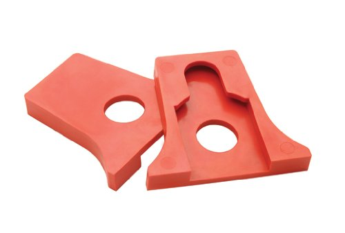 Shop Fox D3232 Clamp Pads for 1/2-Inch Pipe Clamp