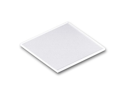 Technical Glass Products 1029OQKXS8X Fused Quartz Microscope Slides, 1