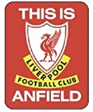 Official LIVERPOOL THIS IS ANFIELD Emaille Pin Badge