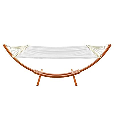 OnCloud Hammock Wood Arc Stand